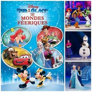 Disney Sur Glace « Les Mondes Féeriques »