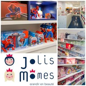 Jolis Mômes, la boutique beauté des enfants