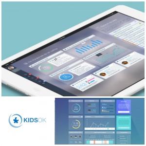 Kids-ok, l'application des cyber-parents