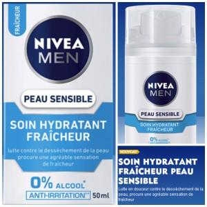 Soin hydratant fraîcheur NIVEA [+Concours]