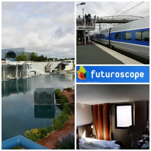 Futuroscope 2015 : week-end familial – Épisode I