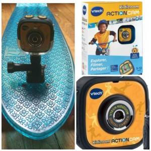 Kidizoom ActionCam, la GoPro des Kids