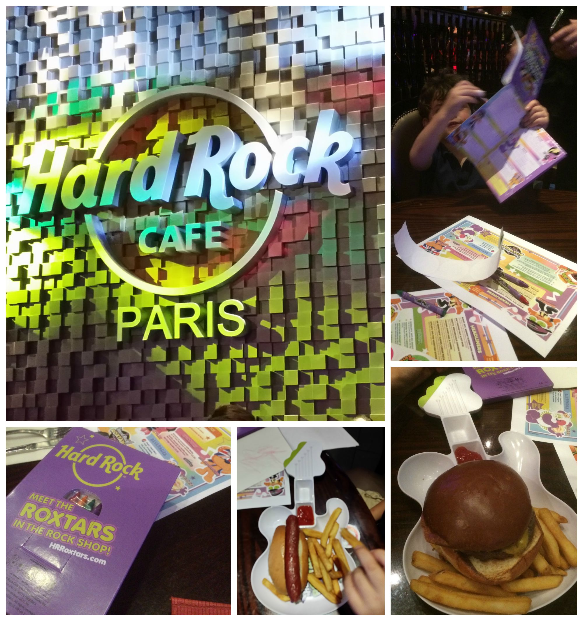 Un brunch dominical au Hard Rock Café