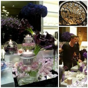 PartyLite, mon atelier floral au George V