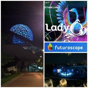 Futuroscope 2015 : le parc la nuit – Episode III