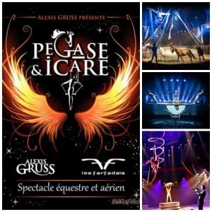 Pegase & Icare au cirque Alexis Gruss