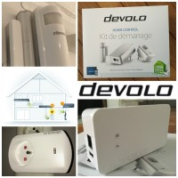Home Control Devolo, ma maison intelligente