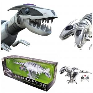 Roboraptor, un animal de compagnie idéal