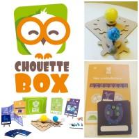 Chouette box, la curiosité est un joli défaut