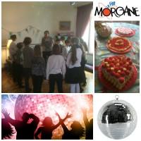 La fée Morgane enchante les anniversaires