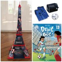 Fans de foot, des idées de cadeaux