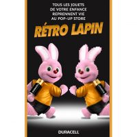 Rétro Lapin, retombez en enfance