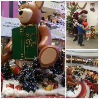 Noël au centre commercial Créteil Soleil