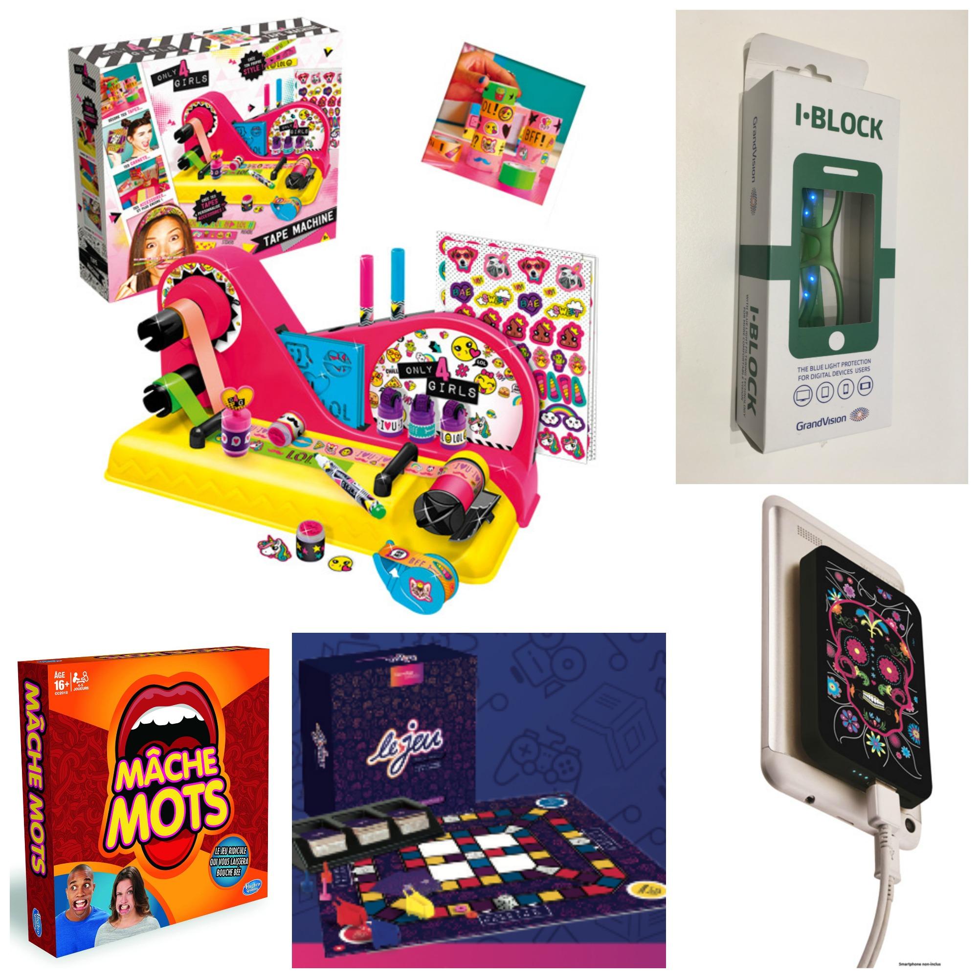 des id es de cadeaux pour une pr ado expressions d 39 enfants. Black Bedroom Furniture Sets. Home Design Ideas