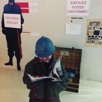 Une journée au Musée de la Grande Guerre