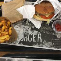 231 East Street, le vrai goût du burger
