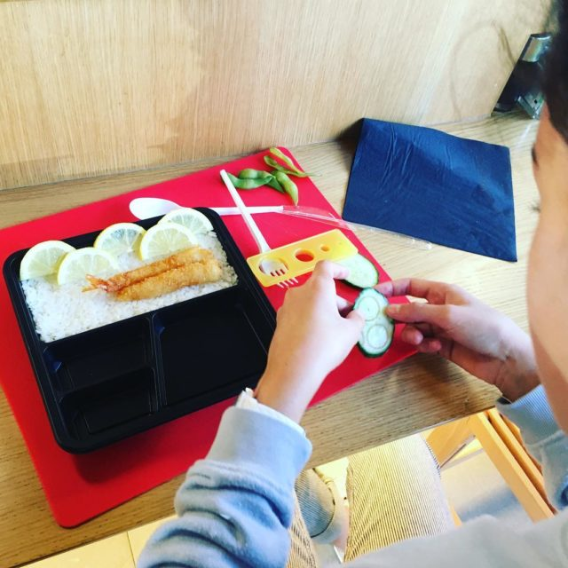Un Super atelier Bento avec pimpandpommeismagic chez matsuriofficiel matsurilyon